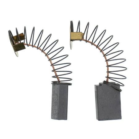 - (2) Steel Dragon Tools® 44540 Motor Brush for 87740 fits RIDGID ® 300 535 Pipe Threading Machines