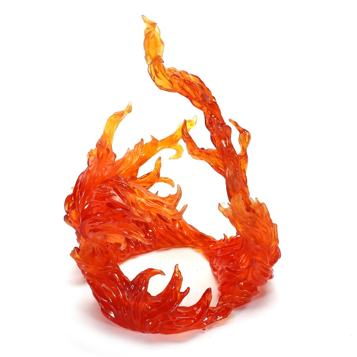 Star Soul Burning Flame Effect red color for Bandai Saint Seiya Gundam One piece