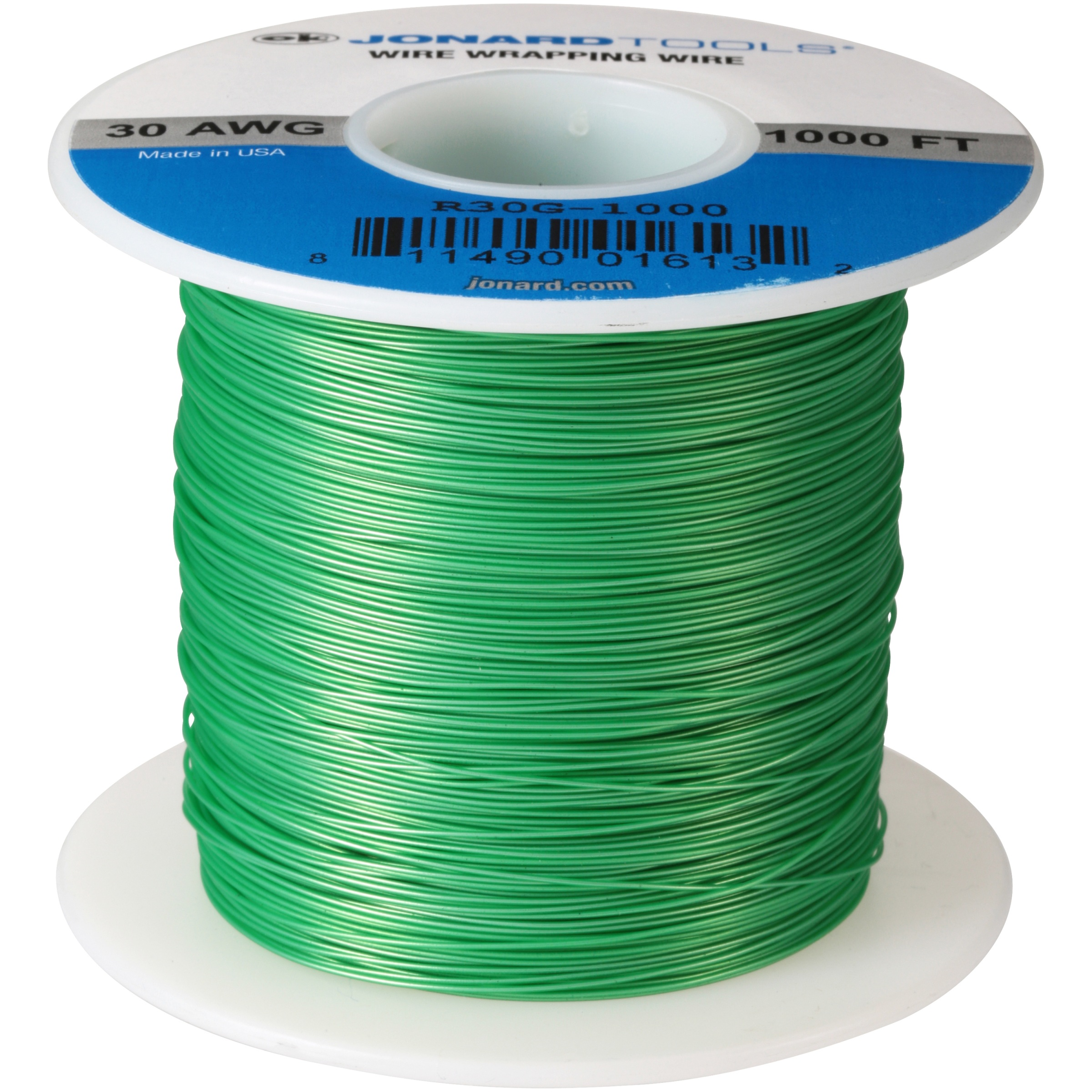 Jonard Tools® 30 AWG Wire Wrapping Wire 1000 ft Pack