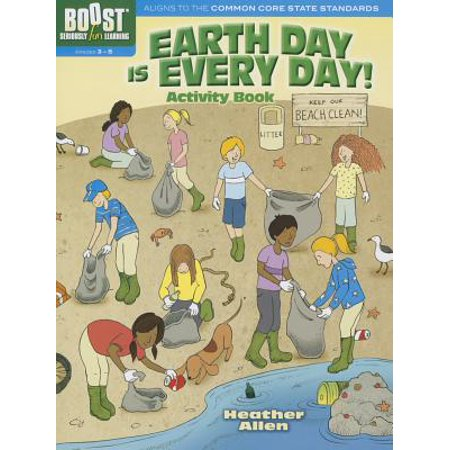 Earth Day Projects For Kids (Earth Day Is Every Day! Activity)