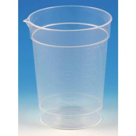 Globe Scientific Collection Cup, 6.5 oz., 500 Pack, 5920 (Globe Scientific Dispenser Tip)