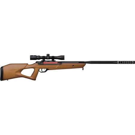Benjamin Trail Np2 Hardwood  22 Break Barrel Air Rifle With Scope