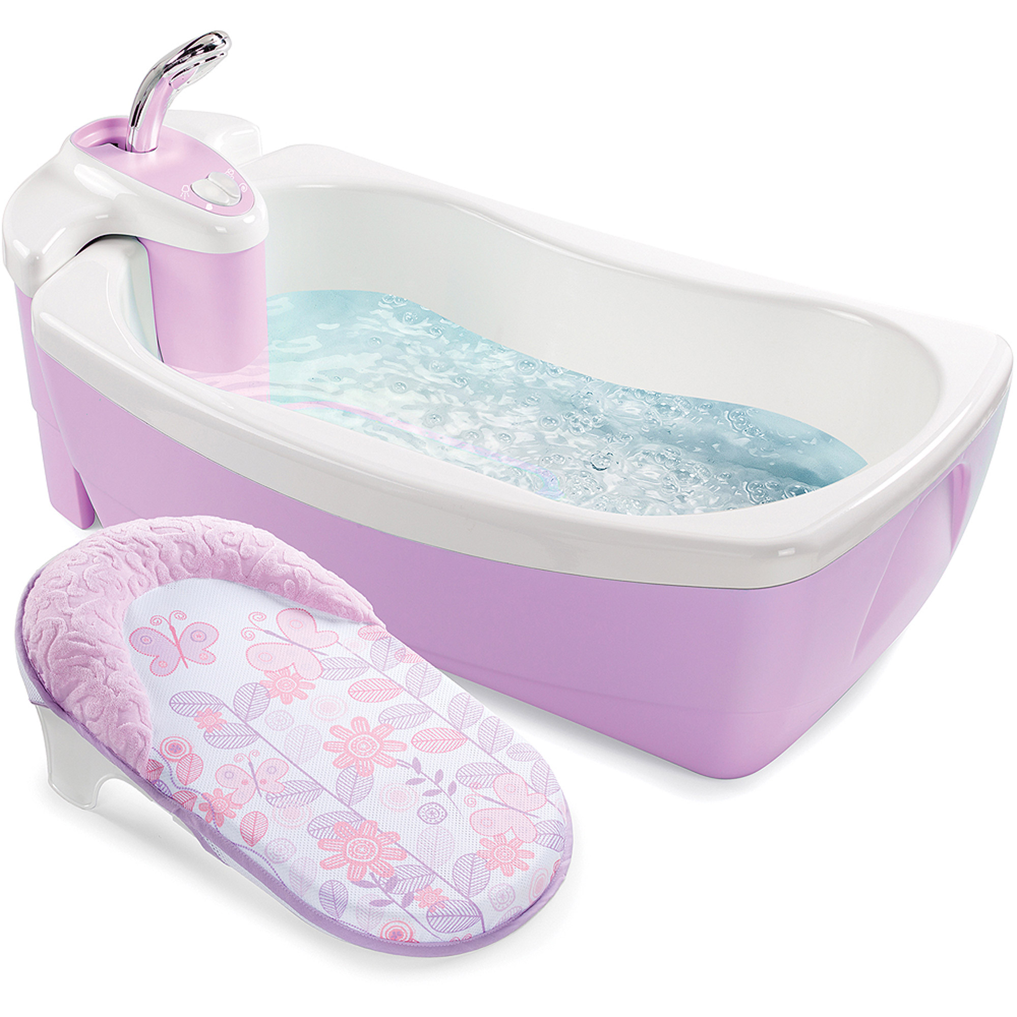 Summer Infant Lil' Luxuries Whirlpool, Bubbling Spa and Shower
