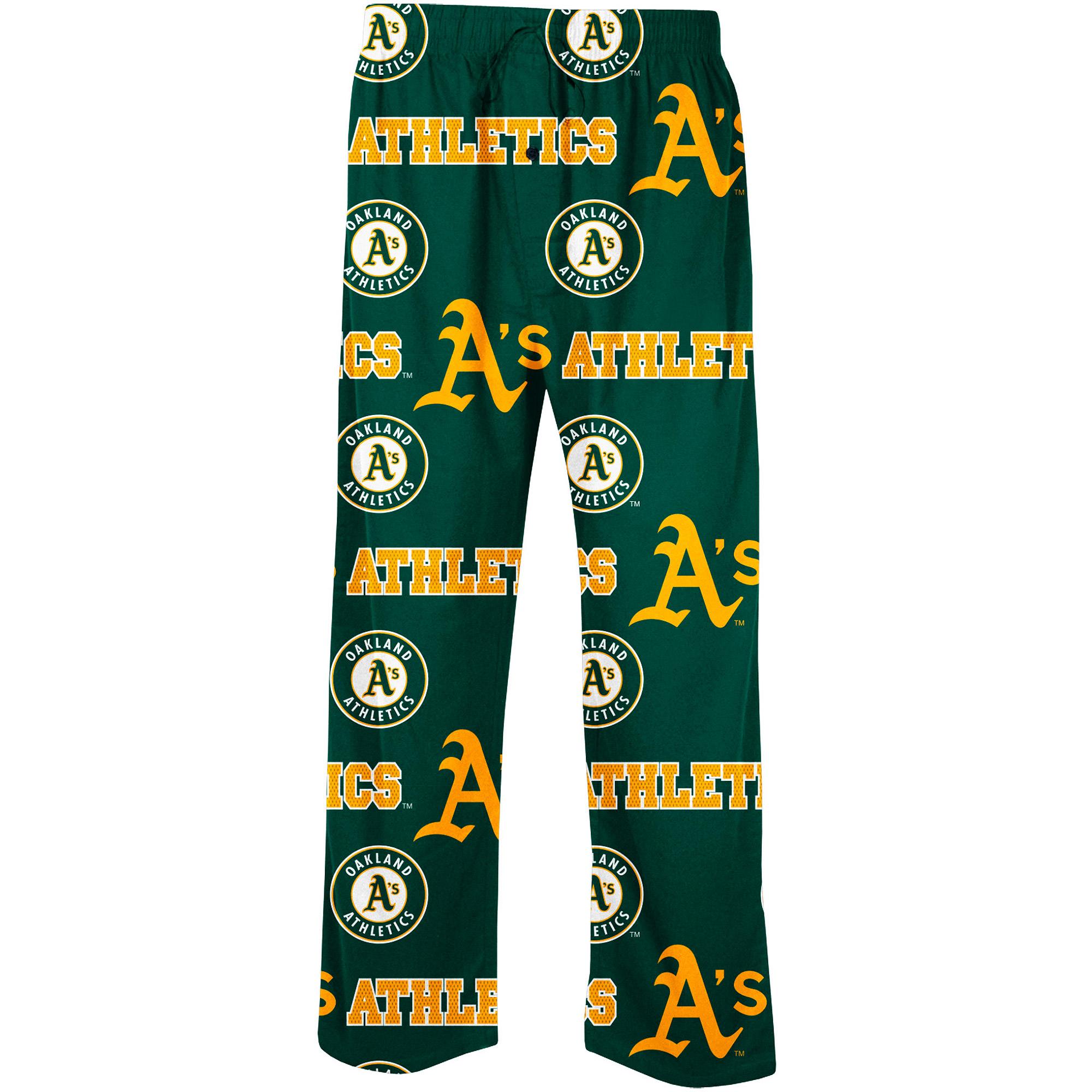 ^^mlb Men's Oakland Athletics Men's Knit
