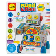 ALEX Toys Craft Build and Roll Robot
