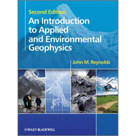 An Introduction To Applied And Environmental Geophysics  9780471485360