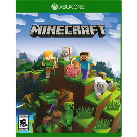 Minecraft (2018 Edition), Microsoft, Xbox One,
