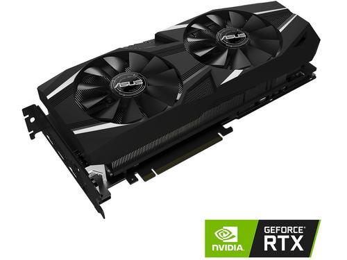ASUS DUAL RTX 2080 Overclocked Edition 8GB VR Ready Gaming Graphics Card Turing Architecture... by ASUS