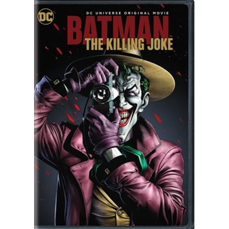Batman: The Killing Joke (DVD) - The Kills Live Halloween 2017