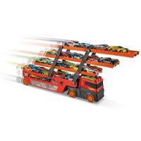 Hot Wheels Mega Hauler Vehicle with 6 Expandable Levels