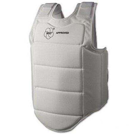 WKF Interior Body Protector - White (Gbody Interior)