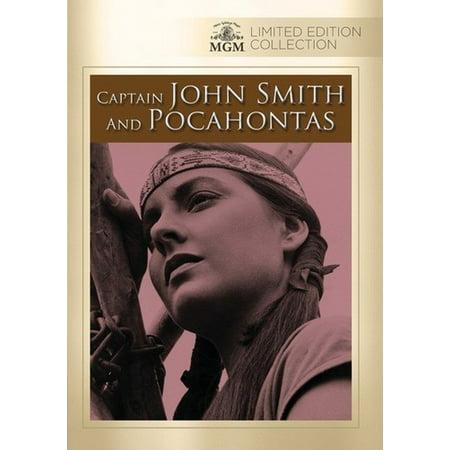 Pocahontas And John Smith Costume (Captain John Smith and Pocahontas)