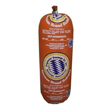- German Brand Bologna (Stiglmeier) approx. 1lb