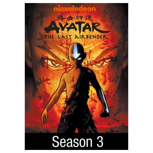 Avatar: Book 3 - Fire (2007)