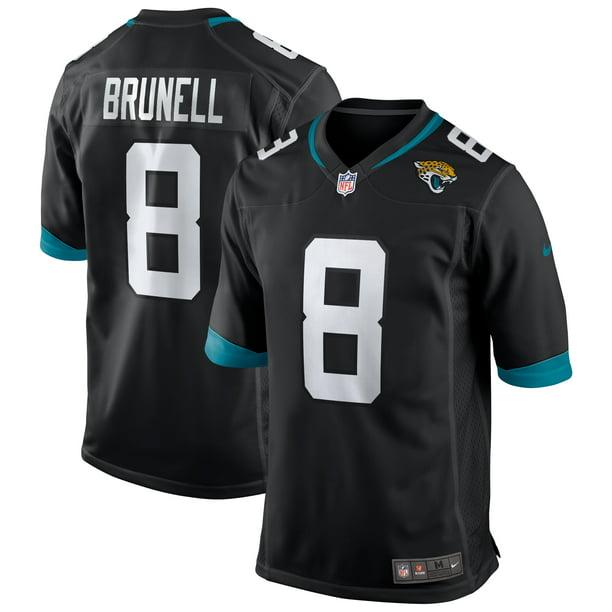 Mark Brunell Jacksonville Jaguars Nike Game Retired Player Jersey - Black