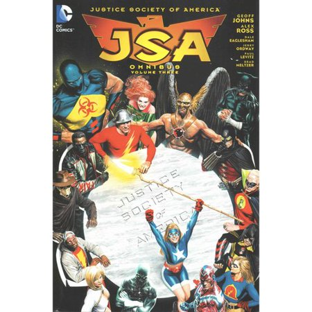The Justice Society America Omnibus 3