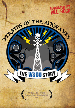 Pirates of the Airwaves: The WSOU Story (DVD) by