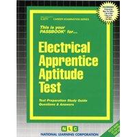 Electrical Apprentice Aptitude Test - eBook