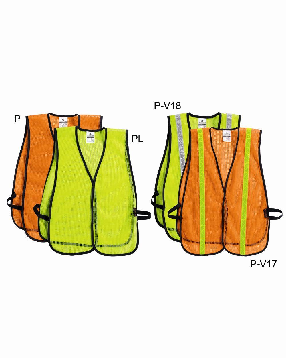 ML Kishigo P-Series Mesh Vest