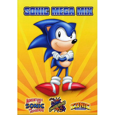 Sonic Mega Mix - This Is Halloween Sonic Mix