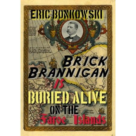 Brick Brannigan is Buried Alive on the Faroe Islands! - (Faroe Islands Ships)