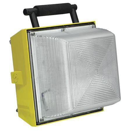 HANG-A-LIGHT Temp Job Site Light,120V,84W,6400L 111084