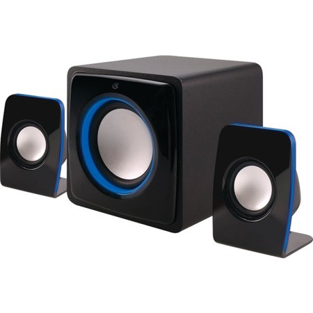 ILIVE HB36B Bluetooth(R) Home Music System with LED Lights