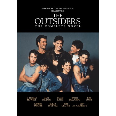 The Outsiders: The Complete Novel (DVD) (Tom Ford William)