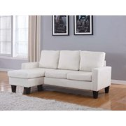 Best Quality Sectional Sofas - Home Life Linen Cloth Modern Contemporary Upholstered Quality Review