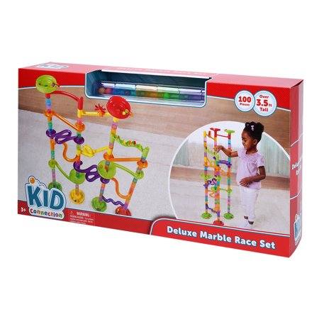 Kid Connection Marble Race - Super Fun Marble Run