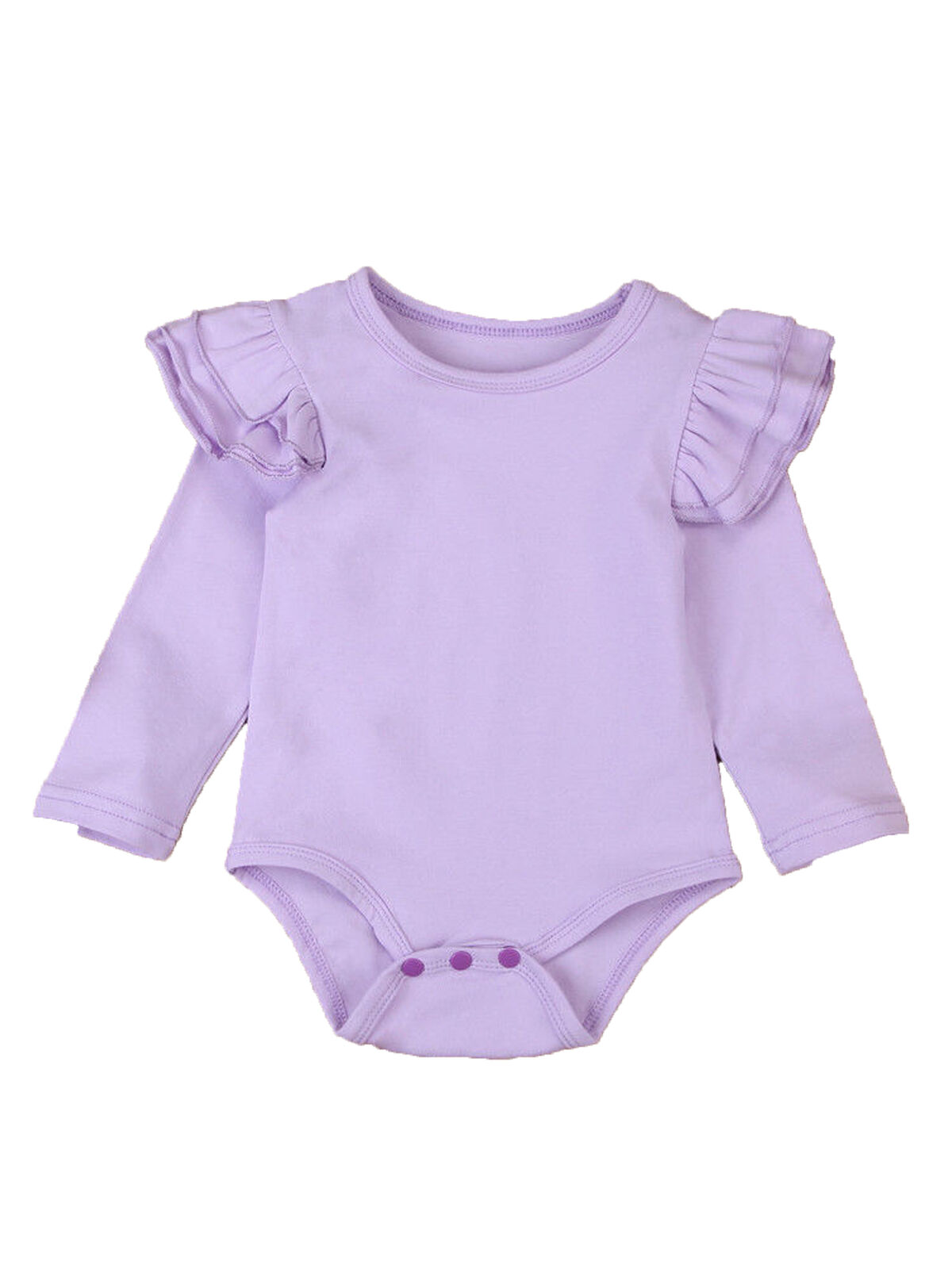 Baby Romper Sunsuit,Onsie 12-18 Months All in One Bubble Suit Size Large