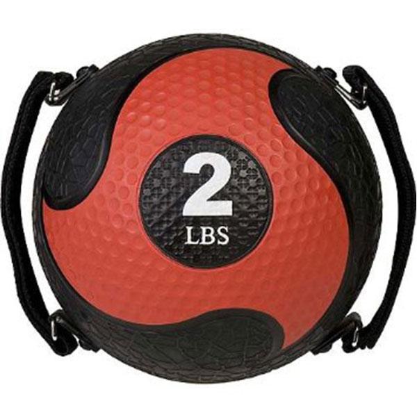 2lb Rhino® Ultra Grip Medicine Ball