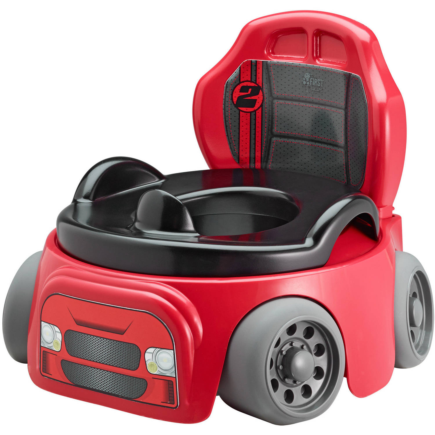 The First Years Training Wheels Racer Potty System