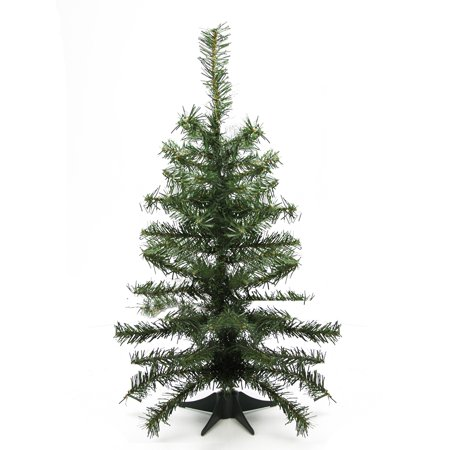 2' Medium Canadian Pine Artificial Christmas Tree - Unlit