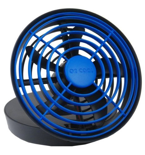 "O2cool 5"" Portable Fan - Runs on USB or Batteries (Assorted Colors)"