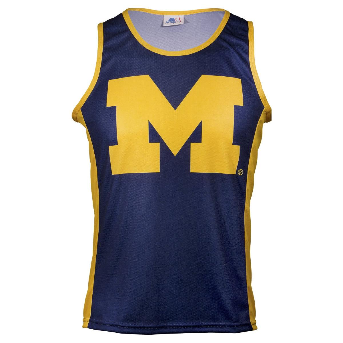Adrenaline Promotions University of Michigan Run/Tri Singlet