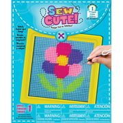 Learn to Sew Needlepoint Kit, Flower