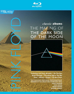 Classic Albums: Pink Floyd's The Dark Side Of The Moon (Blu-ray) by Eagle Rock Entertain