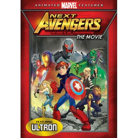 Next Avengers: Heroes of Tomorrow (DVD)