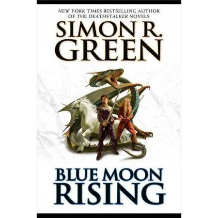 Blue Moon Rising by