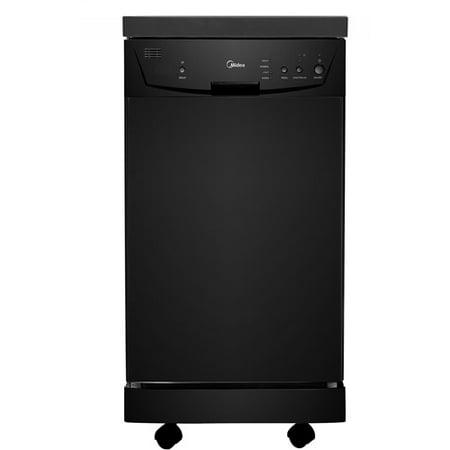 "Midea 18"" Portable Dishwasher ShopFest Money Saver"