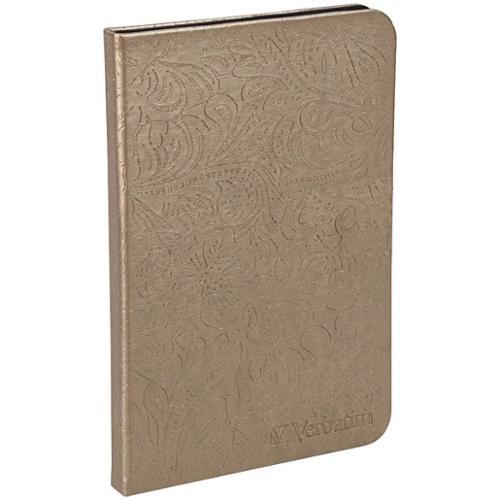 New Verbatim 98077 Kindle(R) Fire Hd 7 Folio Case (Bronze)
