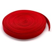 """1/2"""" Wide Double-fold Bias Tape ~ Poly Cotton (10 yards, Red)"""