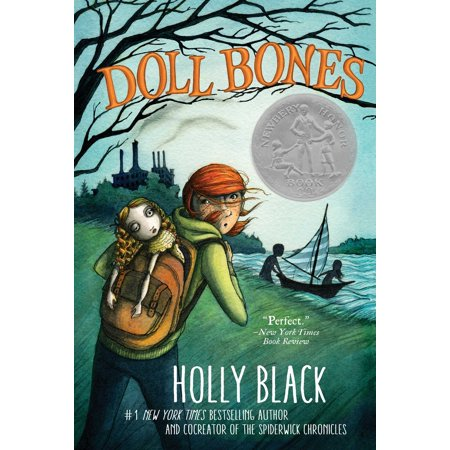 Doll Bones (Reprint) (Paperback)