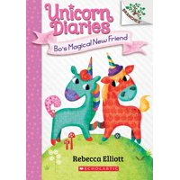 Deals on Unicorn Diaries: Bo s Magical New Friend: A Branches Book