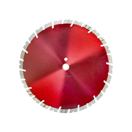 "Metallic Red 16"""" x .140"""" x 1"""" Turbo Segmented Diamond Blade Cutter Cutting Motar -  PROLINEMAX"