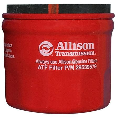 Genuine Allison Transmission External Spin On Filter - 29539579 ()