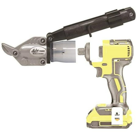 Malco Products 1478106 Double Cut Turbo Shear