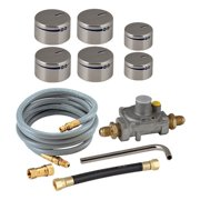 Saber A00AA0412 EZ Natural Gas Conversion Kit