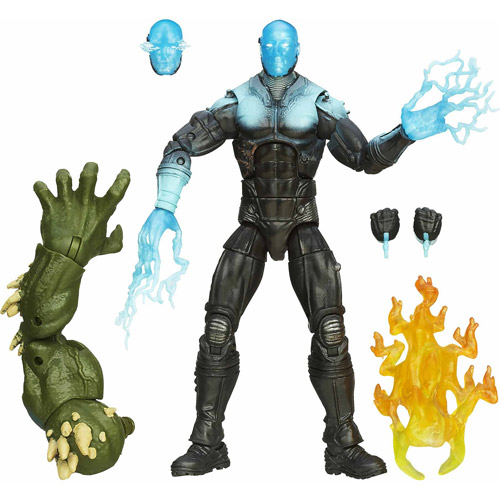 Marvel The Amazing Spider-Man 2 Marvel Legends Infinite Series Electro Action Figure